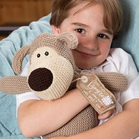 Cozy Plush Microwavable Soft Toys