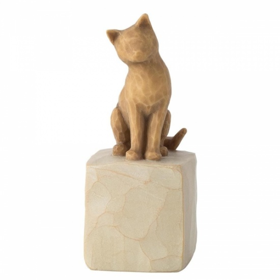 Willow Tree - Love my Cat Light - Figurine