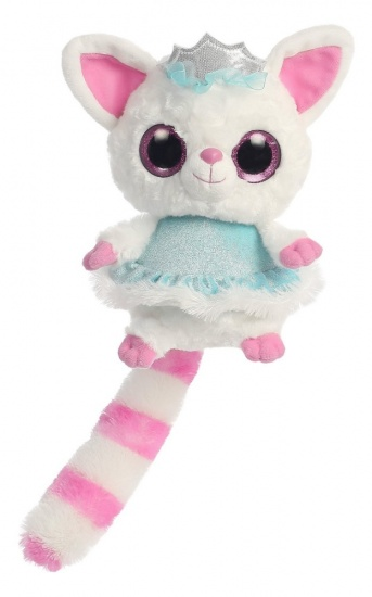 8'' Ice Princess Pammee Fennec Fox YooHoo and Friends