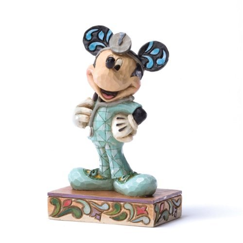 Disney Traditions -   Doctor Mickey Mouse Figurine