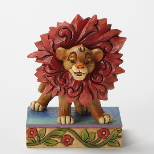 Disney Traditions - Simba - Just Can't Wait To Be King - Figurine