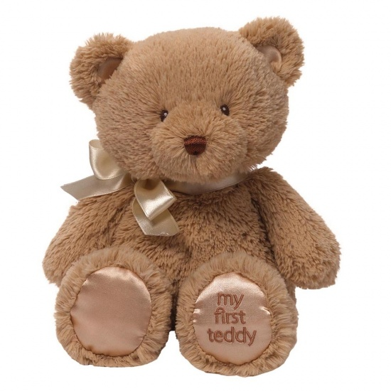 Baby Gund - My First Teddy Tan - New Baby Gift