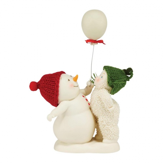 Snowbabies - Let It Go Figurine