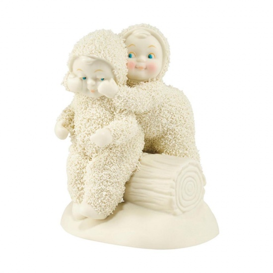 Snowbabies - Guess Who Figurine