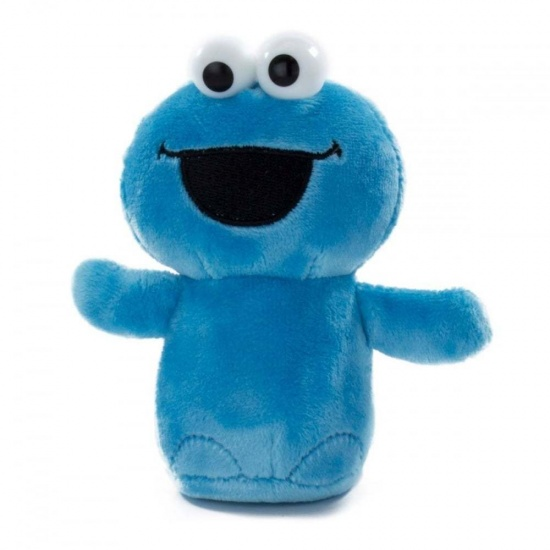 Gund Sesame Street Cookie Monster Chatter - Talking Mini Plush