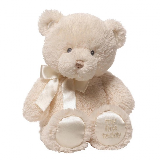 Baby Gund - My First Teddy Cream - New Baby Gift