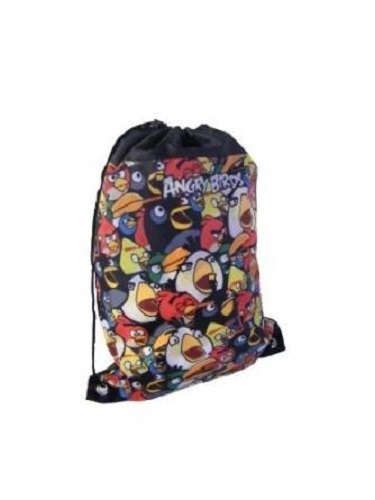 Angry Birds Swimming Gym Trainer Shoe Bag