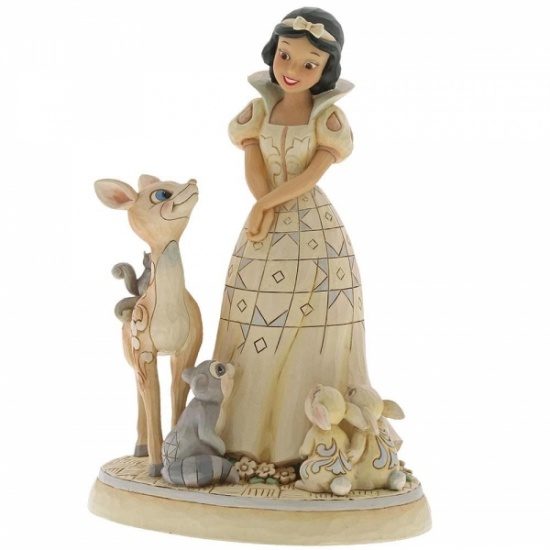 Disney Traditions - Forest Friends Snow White Figurine