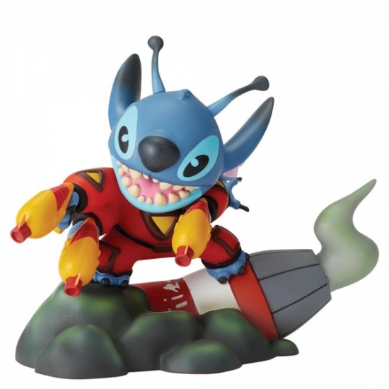 Disney Grand Jester Studio Stitch Vinyl Figurine