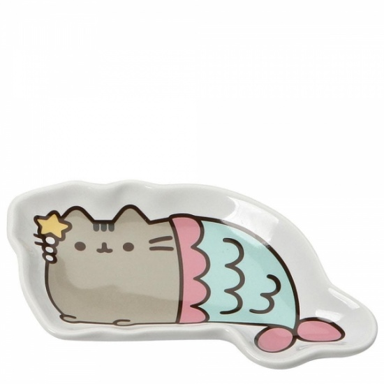 Pusheen the Cat Mermaid Trinket Tray