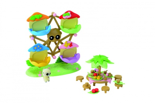 YooHoo and Friends - Festive Play Set