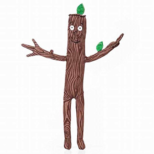 The Gruffalo - 12'' Stickman Soft Toy