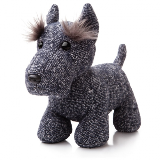 Fabbies 8'' Mcdougall Scottish Terrier Dog Plush Soft Toy