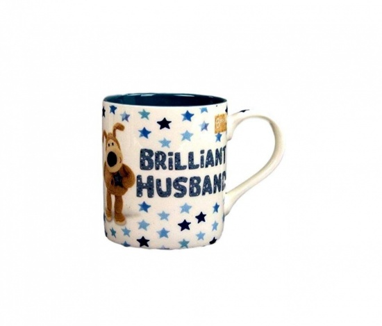 Boofle - Brilliant Husband - China Mug
