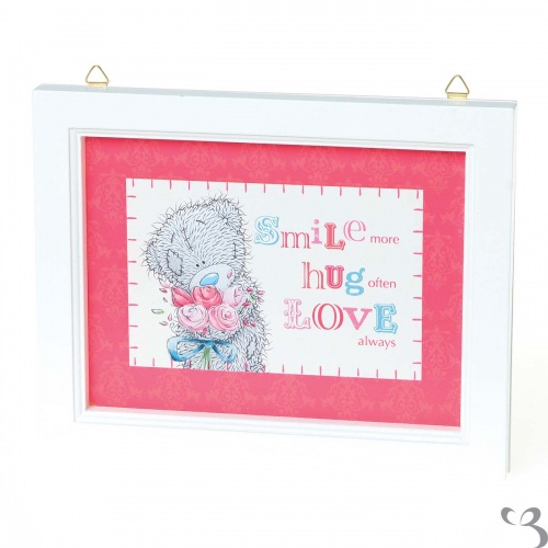Me To You - Smile Hug Love Verse Picture Frame