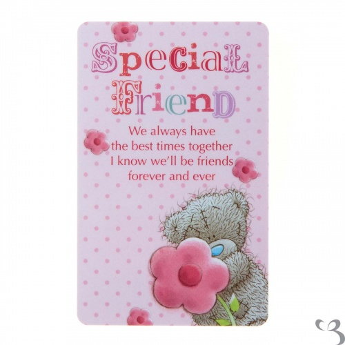 Me To You - Special Friend Friendship Card