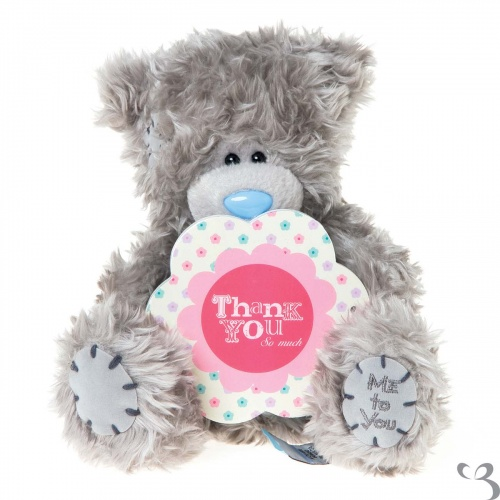Me To You - 7 inch Thank You Tatty Teddy Bear