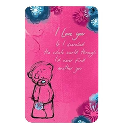 Me To You - Tatty Teddy I Love You Friendship Card