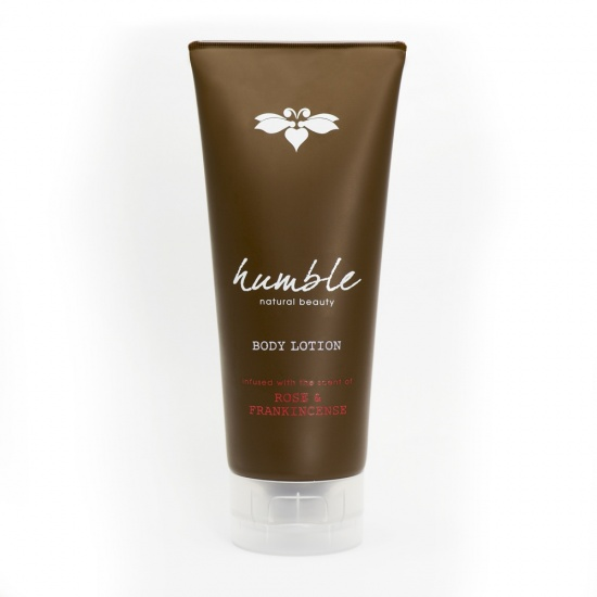 Humble Natural Beauty Rose & Frankincense Body Lotion 200ml
