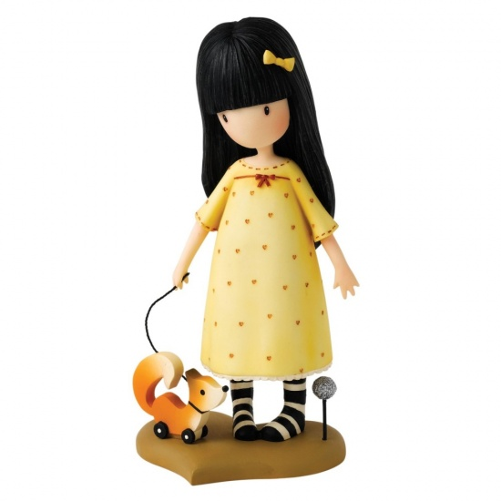Gorjuss - The Pretend Friend Figurine
