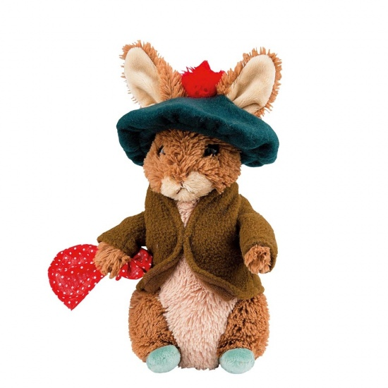 Gund Beatrix Potter Plush soft Toy - 22cm Benjamin Bunny