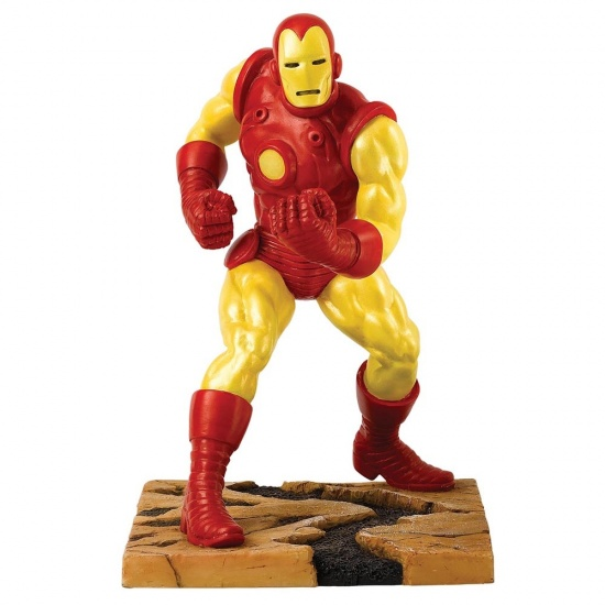 Iron Man Figure - Marvel Comics Figurine