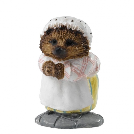 Beatrix Potter Mrs. Tiggy-Winkle Mini Figurine / Ornament