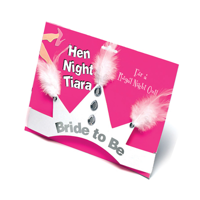 Bride to be Tiara - Hen Night