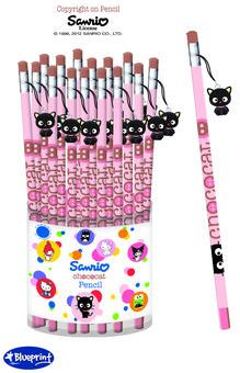Chococat Pencil with kitty Dangler