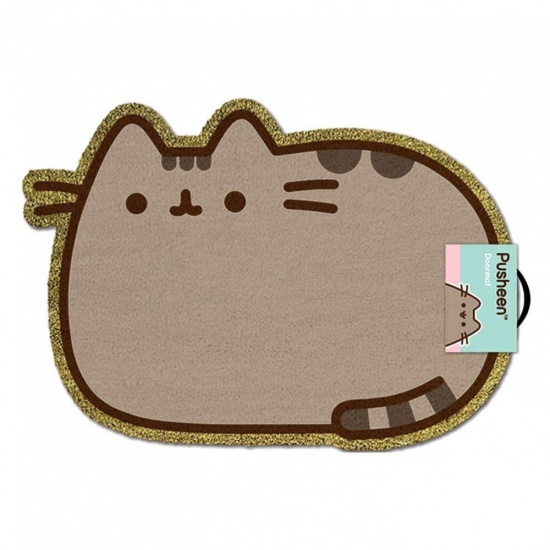 Official Licensed Pusheen the Cat Shaped Door Mat