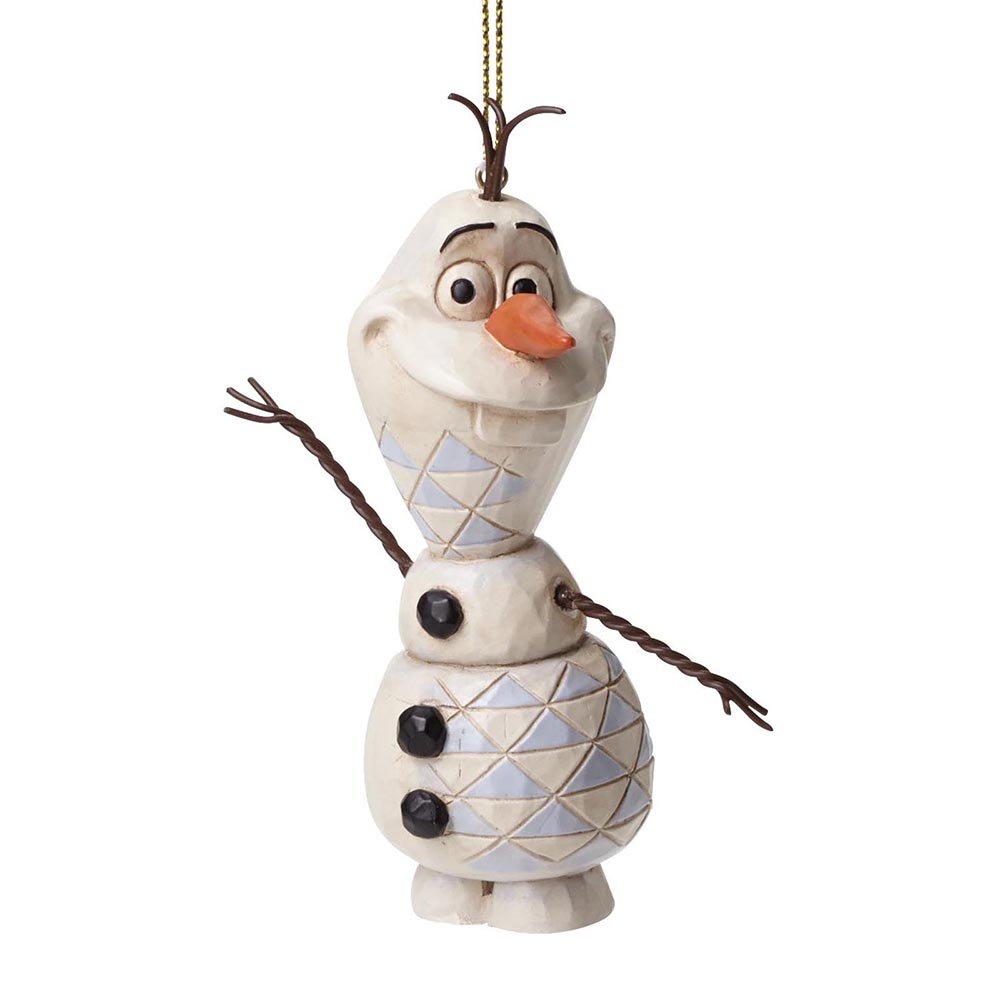 Disney Traditions - Olaf Christmas Tree Ornament - Disney Frozen ...