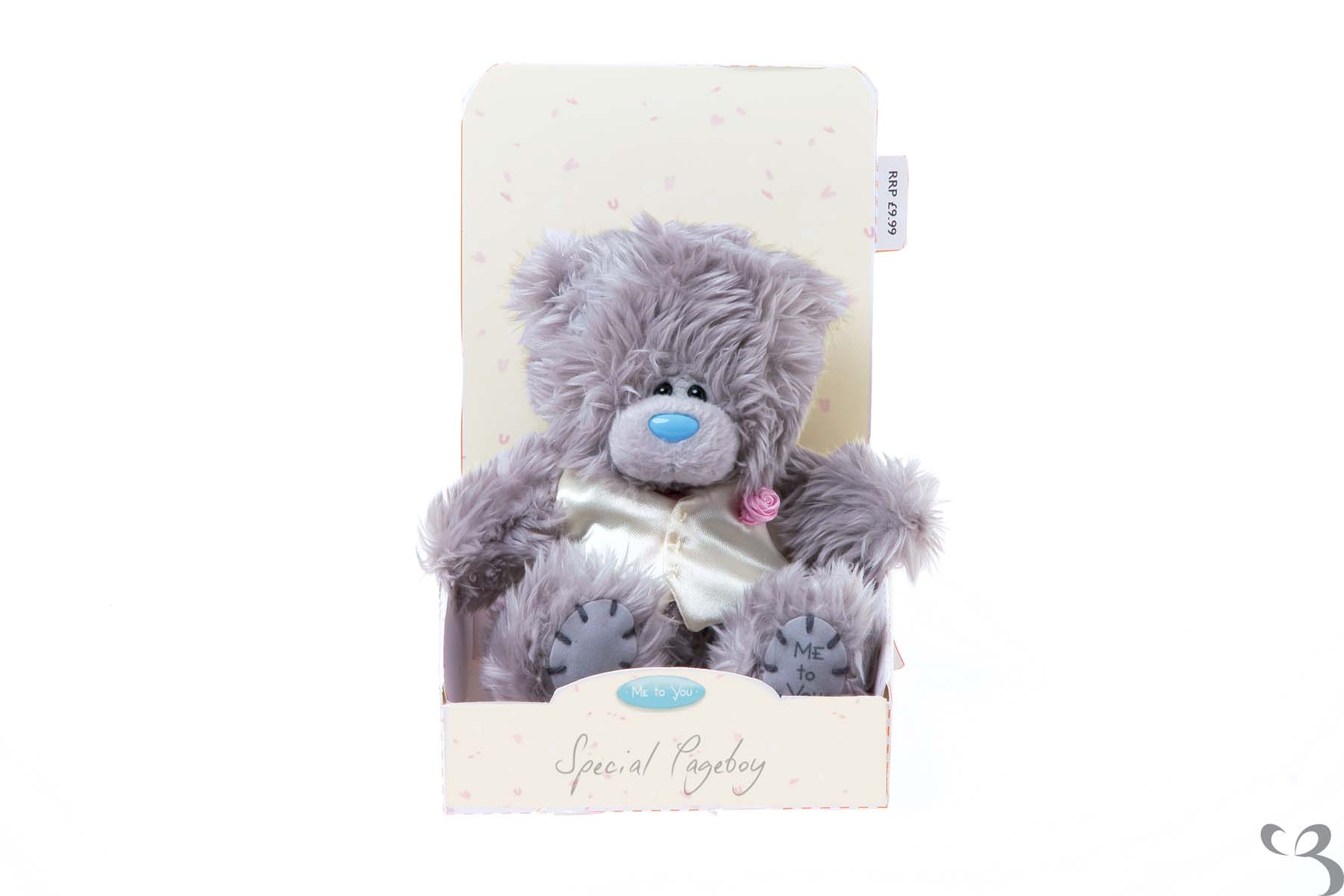"""Me To You Wedding Gifts: 5"""" Plush Special Pageboy Bear"""