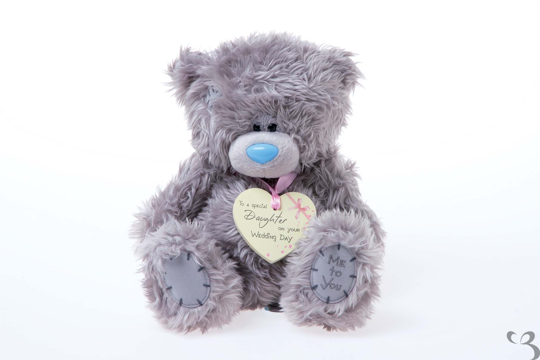 """Me To You Wedding Gifts: 9"""" Plush Bear Special Daughter On Wedding Day"""