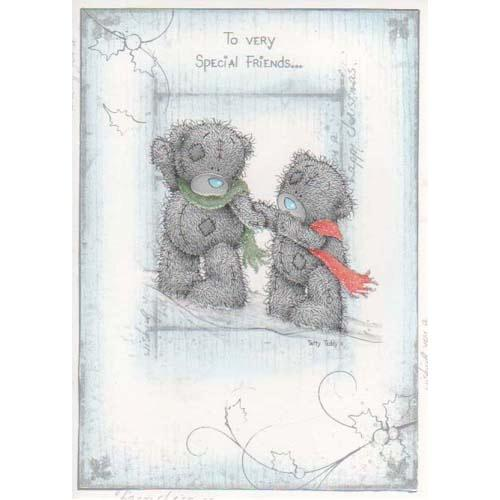 Me to you special friend christmas card threelittlebears me to you special friend christmas card m4hsunfo