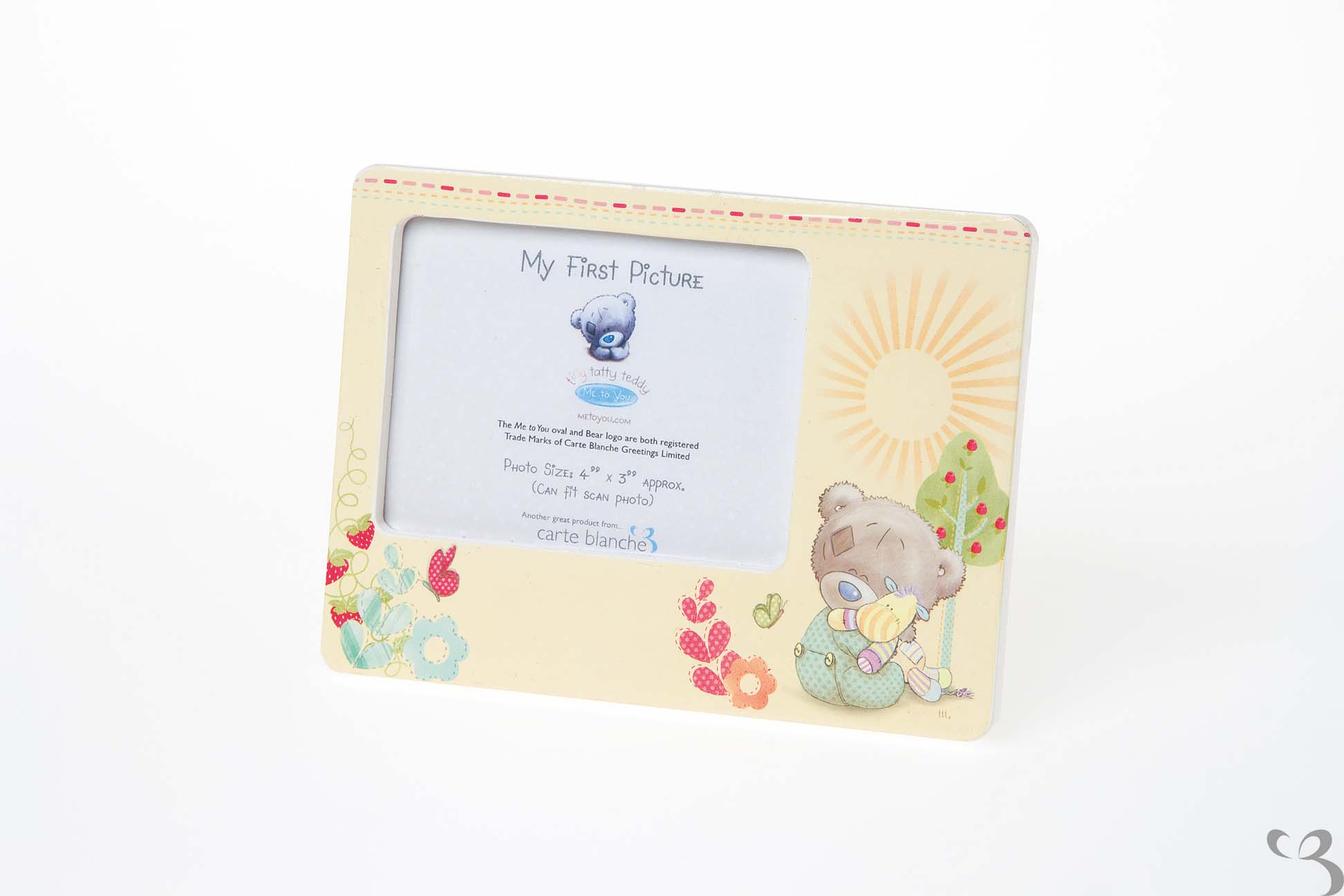 Me To You - Tiny Tatty Teddy Photo Frame - Fits Baby Scan ...