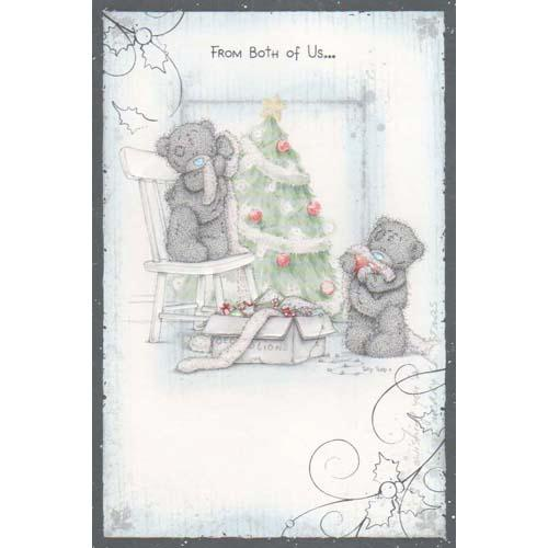 Me to You - From Both of Us - Christmas Card