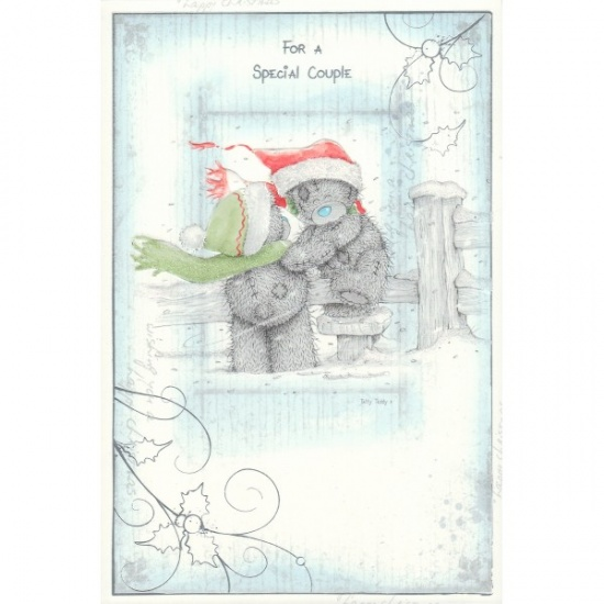 Me to You - Special Couple - Christmas Card