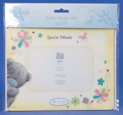 Me To You - Tatty Teddy Special Friends Photo Mouse Mat