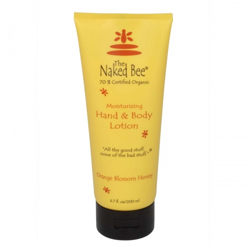 The Naked Bee - Orange Blossom Honey Hand & Body Lotion 200ml