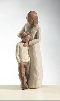 Willow Tree - Mother and Son