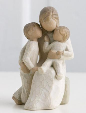 Willow Tree - Quietly Figurine