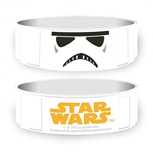 Star Wars Stormtrooper - Rubber Wristband / Bracelet