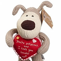Boofle Puppy Soft Toys and Gifts