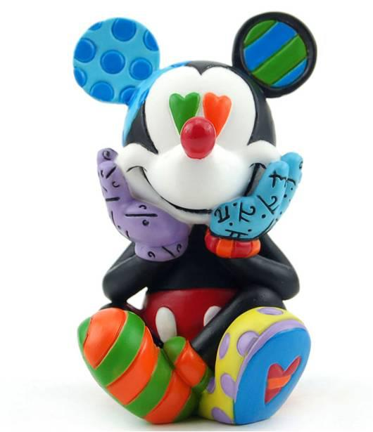 mickey mouse britto disney figurine at three little bears