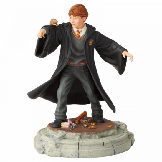 Ron Weasley Year One Figurine Wizarding World of Harry Potter Official Licensed