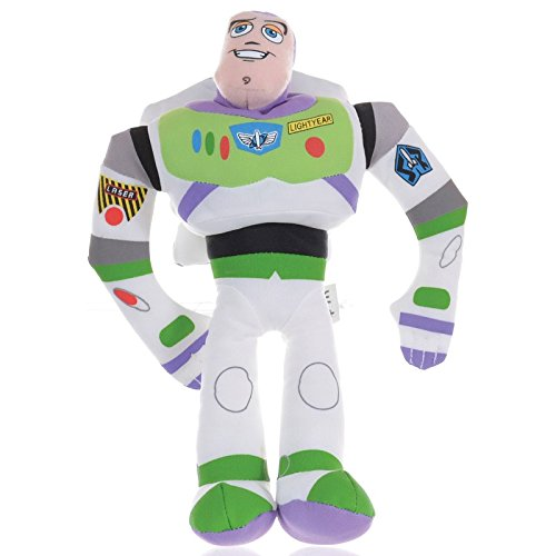 Disney Toy Story 8'' Soft Toy - Buzz