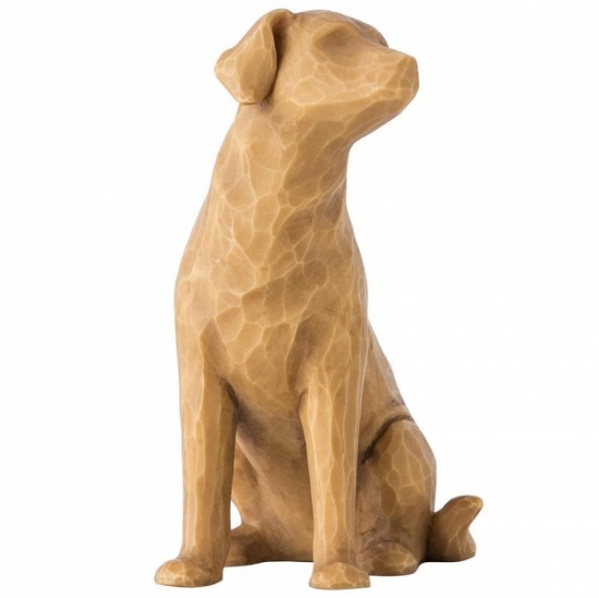 Willow Tree - Love my Dog (light) - Figurine