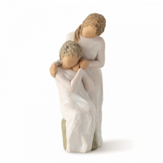 Loving My Mother Willow Tree Figurine  - Mum and Child
