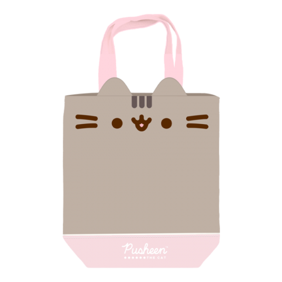Pusheen the Cat Pink Sweet Dreams Tote Shopping Bag