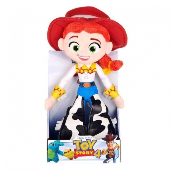Toy Story 4 Jessie Disney Pixar 25cm / 10'' Soft Toy